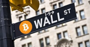 wall st btc 351x185 - First Large Company Makes Bitcoin its Primary Capital Reserve