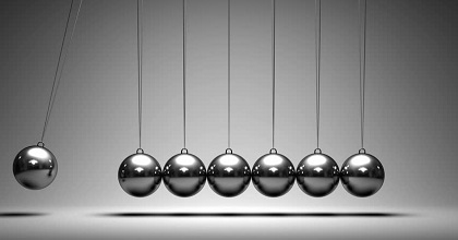 Newtons Cradle 351x185 - Governments Will Never Forgive Bitcoin for Failing to Prevent the Money Laundering Done by Banks