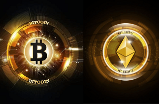 eth btc 214x140 - Battle of Giants - $ 1 Billion Worth of Bitcoins Circulating on Ethereum