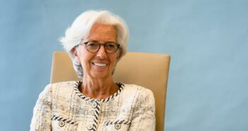 lagarde 351x185 - Christine Lagarde Bashes Bitcoin and Hopes for a Digital Euro Quickly