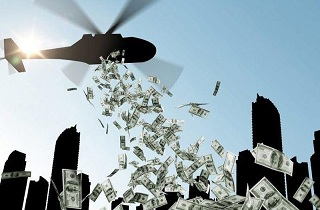 helicopter money 214x140 - ECB wants More Helicopter Money for the Wealthy