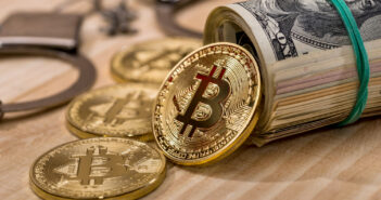 bitcoin and handcuffs 351x185 - Colombian Drug Cartel Member Arrested Thanks to Bitcoin